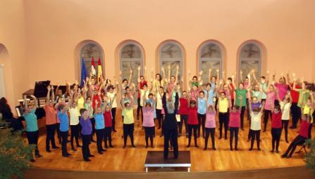 Coro Juvenil Sinfónico de La Rioja