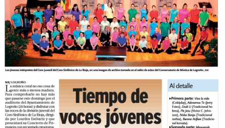 Noticias de La Rioja
